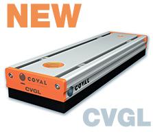 Neu Flächengreifer Baureihe CVGL